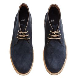 blue suede... // #boots #style