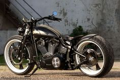 #Thunderbike Rocking 63 - Customized #Harley-Davidson Softail Rocker: