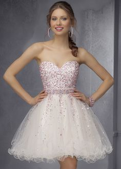 Sticks & Stones by Mori Lee 9286 Contrast Beaded Party Dress from Rissy Roo's. Saved to Homecoming Dresses. Mori Lee Prom Dresses, Dama Dresses, Hoco Dresses, Homecoming Dresses, Evening Dresses, Formal Dresses, Graduation Dresses, Mini Dresses, Sweet 16 Dresses