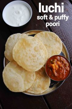 Tips For Prepairing The Best Meals In Town Puri Recipes, Paratha Recipes, Breakfast Recipes, Snack Recipes, Cooking Recipes, Bread Recipes, Vegetarian Bread Recipe, Cooking Games, Indian Recipes
