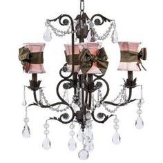 Jubilee 7508-2712-509 4 Light Valentino Chandelier, Mocha