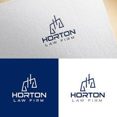 Employee Rights law firm needs a modern, but classic logo. Blues,Dark neutrals,Purples Attorney & Law by DesignKettle