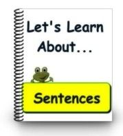 on parts of sentences, periods, question marks, and exclamation points ...