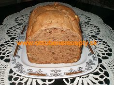 Čokoládový chlebík Banana Bread, Desserts, Food, Tailgate Desserts, Deserts, Essen, Postres, Meals, Dessert