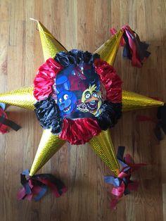Five Nights at Freddy,s piñata