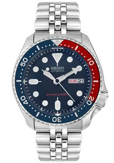 Seiko SKX009K2 - Every watch lover needs a Seiko diver
