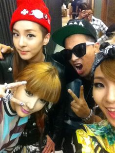 Twitter / Realtaeyang: 2NE1's FIRST GLOBAL TOUR ""
