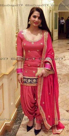 http://www.getstyleathome.com/ #getstyleathome #pinksuit #stylishsuit