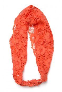 Type 3 Coral Spice Headband - $12.97