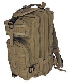 Ranger Assault Pack - Coyote
