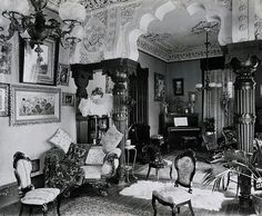 Interieur 1885