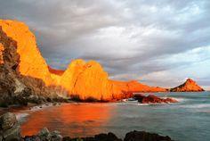 Arrecife de las Sirenas, Parque Natural de Cabo de Gata