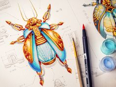 Bugs (Rezonum & Collectoris) by Mike | Creative Mints
