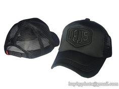 Deus Ex Machina Baylands Trucker snapback Cap black MOTORCYCLES mesh baseball hat sport palace drake Black|only US$6.00 - follow me to pick up couopons.