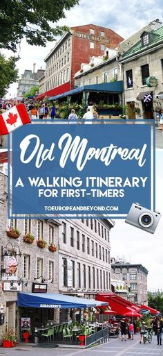 There are so many things to do in Old Montreal and so many sights to see that it can be hard for neophytes to know Old Montreal, Montreal Travel, Montreal Ville, Montreal Quebec, Quebec City, Montreal Vacation, Montreal In Winter, Quebec Winter, London Travel