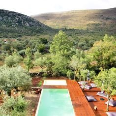 Are you an international foodie? Make sure to stop by the Cooking and Nature - Emotional Hotel,  in Portugal to see why this exotic locale made Tablet's Top 25 Coolest Hotels list.