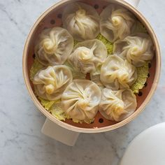 Our favorite recipe ever for our Shanghai Soup Dumplings. So awesome and perfect for parties!