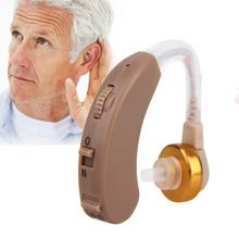US $7.29 Aparelho Auditivo Adjustable Hearing Aid Invisible Sound Voice Amplifier Volume Tone Ear Listening Assistance With Battery. Aliexpress product