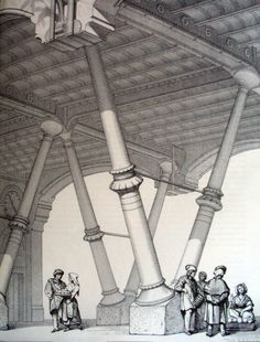 Drawings from the Gothic Revival Period, and Entretiens sur l'Architecture Volume 2 Eugene E. Viollet-le-Duc 1863