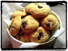 Z ghetta blog: Nejlepší čokoládové sušenky No Cook Desserts, Crinkles, Muffin, Cookies, Blog, Breakfast, Crack Crackers, Morning Coffee, Biscuits