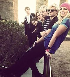 Us  R5  We are R5