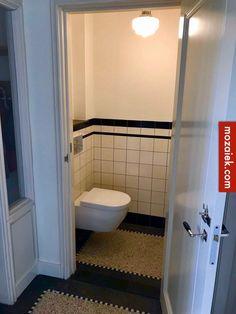 Toilet Design, Bathroom Toilets, Terrazzo, Bathroom Interior, Planer, Tiles, New Homes, Bathtub, Art Deco
