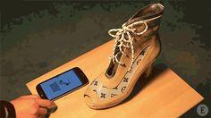 Na Mädels, wie wär's mit neuen Schuhen? - Win Gif | Webfail - Fail Bilder und Fail Videos