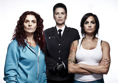 Exclusive: Wentworth Prison: Go inside the compound in behind-the-scenes clip.