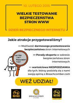 Wielkie testowanie bezpieczeństwa stron www z okazji Dnia Bezpiecznego Internetu