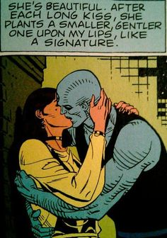 Have yet to read Watchmen. Or watch it. Or watch The Watchmen. EHEHEHE