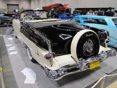 1954 Packard w/ Continental Kit  ★。☆。JpM ENTERTAINMENT ☆。★。