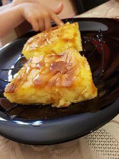 Έχω κάνει πολλές συνταγές σαν κι αυτή πραγματικά καμία τόσο νόστιμη και τόσο αφράτη !!! Γαλατόπιτα χωρίς φύλλο !!! - papatrexas.gr Greek Desserts, Greek Recipes, Cookbook Recipes, Dessert Recipes, Cooking Recipes, Keto Chocolate Recipe, Low Calorie Cake, Custard Cake, Sweet Pie