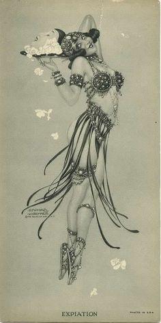 Salome illustration