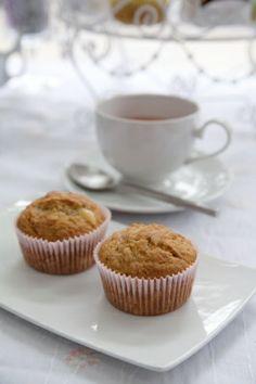 Le Fitchef: Muffin di avena al cappuccino