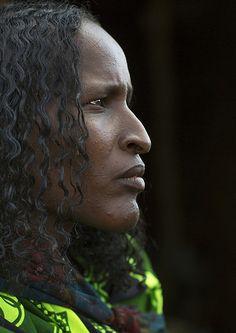 "Borana tribe woman, Yabelo area, Ethiopia | Borana means ""fr… | Flickr"