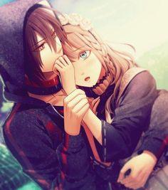 Shin & Heroine - Amnesia,Anime
