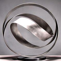 Damon Hyldreth, Sculpture in Steel Sculpture Metal, Modern Sculpture, Vanitas, Modern Art, Contemporary Art, Contemporary Bathrooms, Bronze Art, Instalation Art, 3d Models