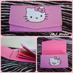 Nama  Produk : Dompet HK pink Harga : 50rb Ukuran   : 20cmx35cm Bahan : Kulit Sintetis Bentuk Dompet : Lipat 3 ,1 slotfoto, 3 slotcard