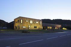 Gallery of Chocolaterie Bovetti / CA/PA Architectes - 1