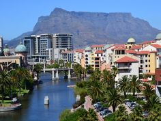 Information About the Cape Town City Bowl - Local Business Directory Provinces Of South Africa, V&a Waterfront, Colourful Buildings, Central Business District, Table Mountain, Grand Canal, Cape Town, Touring, The Neighbourhood