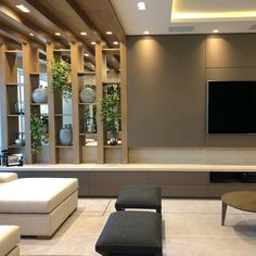 Stunning Ideas for a living room theaters glades road boca raton fl exclusive on interioropedia home decor Living Room Partition, Room Partition Designs, Decor Interior Design, Interior Decorating, Design Interiors, Modern Interiors, Living Room Theaters, Living Room Tv Unit, Living Rooms