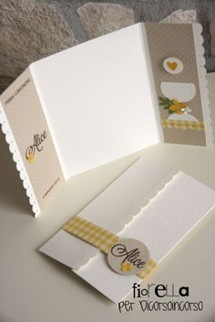 card communion confirmation of faith, nadver kort konfirmation, Kort konfirmation - communion card - DI CORSO IN CORSO inviti cresima First Communion Cards, First Holy Communion, Cadeau Communion, Confirmation Cards, Gift Cards Money, Communion Invitations, Decoration Table, Kids Cards, Scrapbook Cards