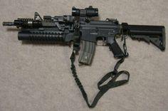 My M4/M203