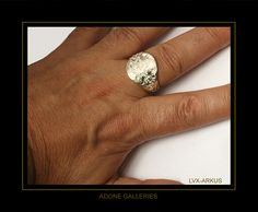 hand engrave band ring
