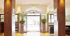 Salzburg, Hotels, Das Hotel, Restaurant, Oversized Mirror, Modern, Furniture, Home Decor, Old Town