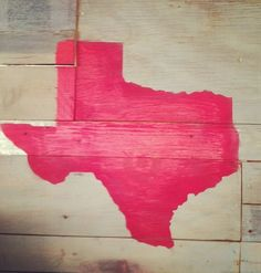 with love  - the Lone Star State