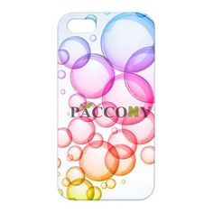 Hubble-Bubble Pattern Protective Hard Cases for iPhone 4 and 4S (Free Shipping) $14.99