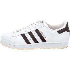 Pre-owned Adidas Superstar Low-Top Sneakers