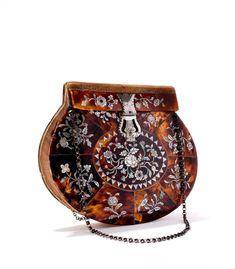 9eb0f6d43495 Leather handbag Germany - Tassenmuseum (English) Work Bags, Pocket Books,  Small Boxes