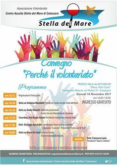 Evento Organizzato Associazione Centro Ascolto Stella del Mare di Catanzaro